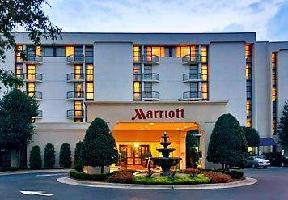 Hotel Charlotte Marriott Southpark