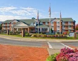 Hotel Best Western Franklin Square Inn