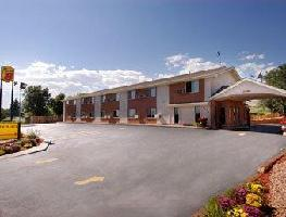 Hotel Super 8 Motel Colorado Springs