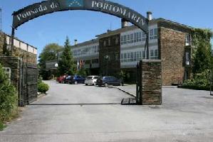 Hotel Pousada De Portomarin