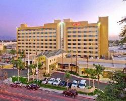 Hotel Bakersfield Marriott At The Convention Center