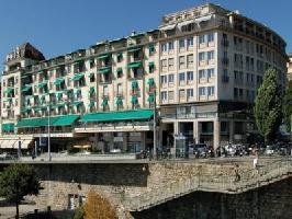 Hotel De La Paix Lausanne