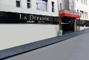 La Defense Apart Hotel