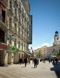 Moderno Hotel Madrid