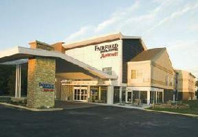 Hotel Fairfield Inn & Suites Chesapeake Suffolk