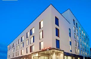 Hotel Hampton By Hilton Bournemouth