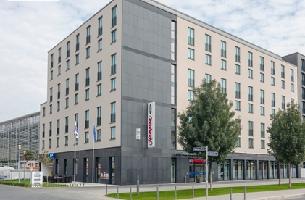 Hotel Hampton By Hilton Frankfurt Centre Messe