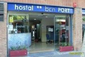 Hotel Hostal Bcn Port