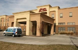 Hotel Hampton Inn & Suites Scottsbluff