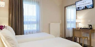 Hotel Comfort Suites Porte De Geneve
