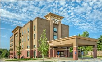 Hotel Hampton Inn Poplar Bluff