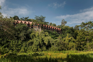 Hotel Anantara Golden Triangle Elephant Camp & Resort