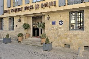 Hotel Best Western Le Donjon Les Remparts