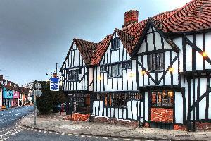 Hotel Best Western The Rose And Crown Colchester