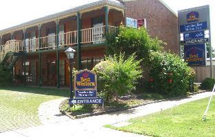 Hotel Best Western Travellers Rest Motor Inn