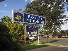 Hotel Best Western Parkside Motor Inn