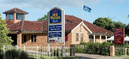 Hotel Best Western Plus All Settlers Motor Inn