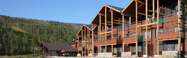 Hotel Best Western Apartments Levin Klubi