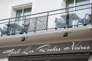 Hotel Best Western Les Roches Noires