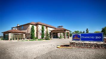 Hotel Best Western Diamond Inn