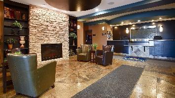 Hotel Best Western Wainwright Inn & Suites