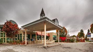 Hotel Best Western Little River Inn