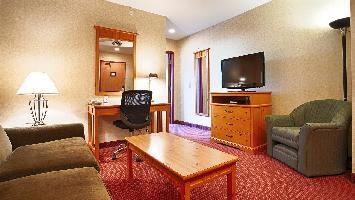 Hotel Best Western Plus Valemount Inn & Suites