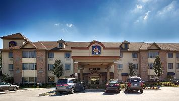 Hotel Best Western Plus Burlington Inn & Suites