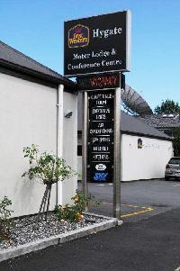 Hotel Best Western Hygate Motor Lodge
