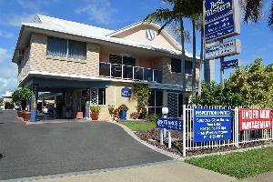 Hotel Best Western Ambassador Motor Lodge