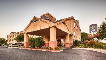Hotel Best Western Plus Castlerock Inn & Suites