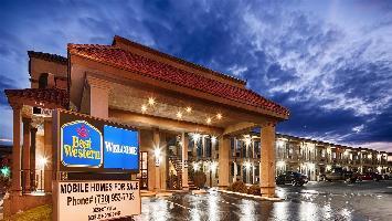 Hotel Best Western Desert Villa Inn