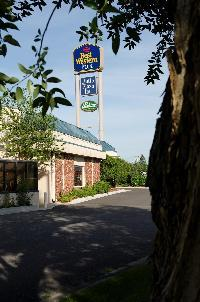 Hotel Best Western Plus Butte Plaza Inn