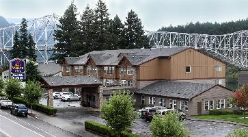 Hotel Best Western Plus Columbia River Inn