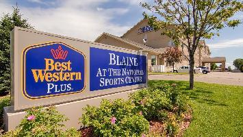 Hotel Best Western Plus Blaine At The National Sports Center
