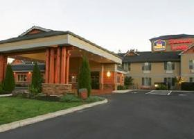 Hotel Best Western Snowcap Lodge