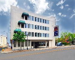 Hotel Best Western Envoy Inn