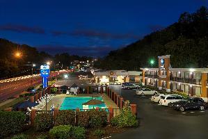 Hotel Best Western Asheville Tunnel Road