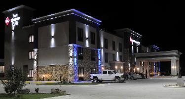 Hotel Best Western Plus Ardmore Inn & Suites