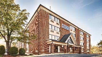 Hotel Best Western Mount Vernon/ft. Belvoir