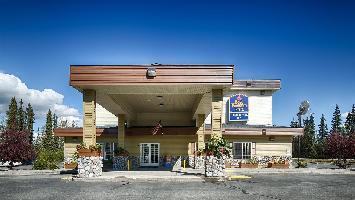 Hotel Best Western Plus Pioneer Park Inn