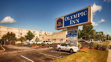 Hotel Best Western Olympic Inn
