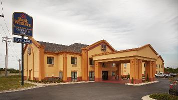 Hotel Best Western Eufaula Inn