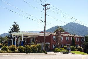 Hotel Best Western Grants Pass Inn
