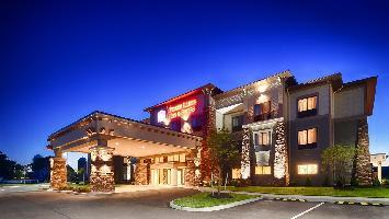 Hotel Best Western Plus Finger Lakes Inn & Suites