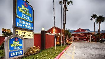 Hotel Best Western Plus Edinburg Inn & Suites