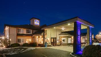 Hotel Best Western Rama Inn