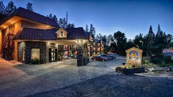 Hotel Best Western Plus Yosemite Way Station Motel