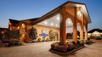 Hotel Best Western University Inn