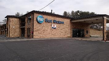 Hotel Best Western Bryson Inn